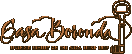 Casa Boronda - Splendid Reality on the Mesa Since 1817